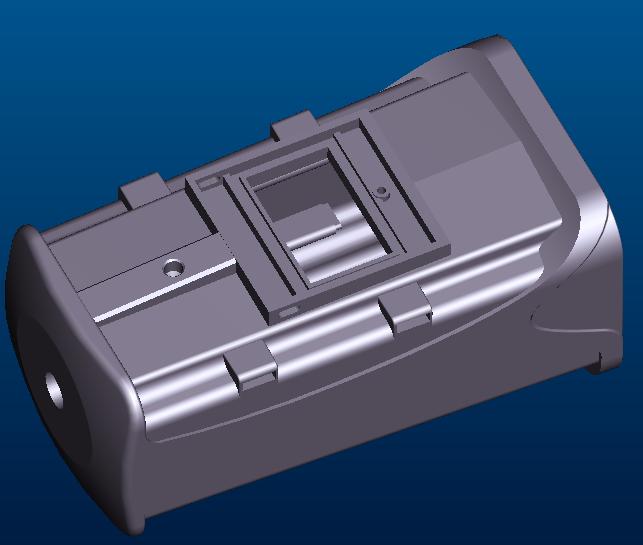 安防外壳压铸模具厂