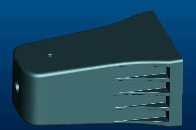 安防外壳压铸模具生产