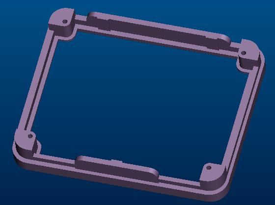 专业生产安防外壳压铸模具