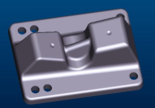 运动器材压铸模具